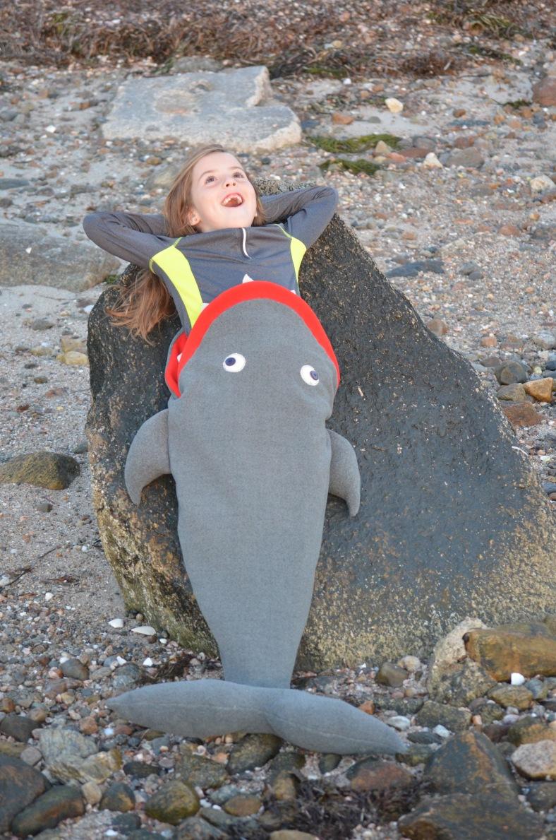 High res image, SeaCozy Shark, Tuff Kookooshka